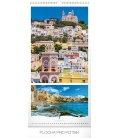 Nástěnný kalendář Zaostřeno na Řecko 2019