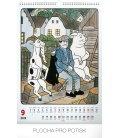 Wall calendar Josef Lada – Fairy tales 2019