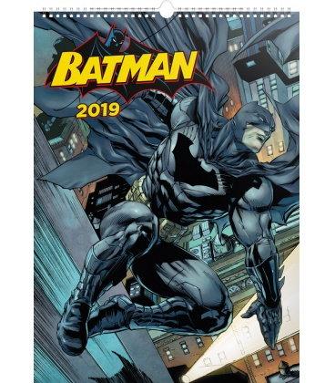 Wall calendar Batman – posters 2019