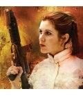 Wall calendar Star Wars Classics 2019