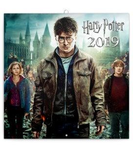 Wall calendar Harry Potter 2019