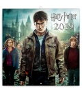 Wall calendar Harry Potter 2019