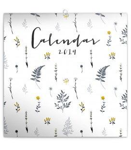 Nástěnný kalendář Styl 2019