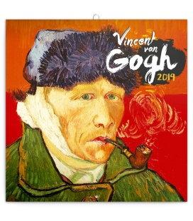 Wandkalender Vincent van Gogh 2019