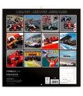 Wall calendar Formula 2019