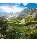 Nástěnný kalendář Alpy 2019