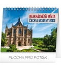 Table calendar Czech republic and Moravia 2019