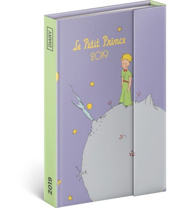 Weekly magnetic diary Le Petit Prince – Planet 2019