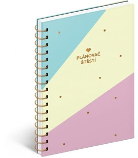 Daily diary Happiness planner - undated 2019
