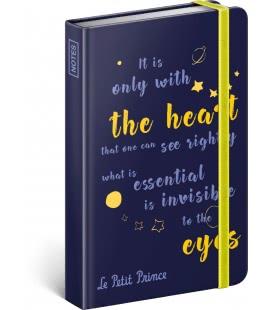 Notes kapesní Malý princ – Oči linkovaný 2019