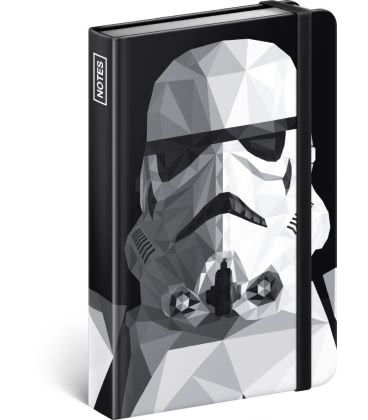 Notebook pocket Star Wars – Clone, lined 2019