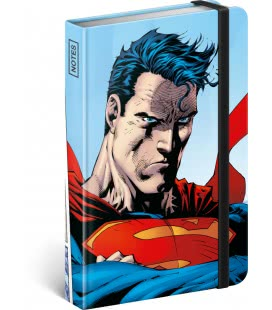 Notizbuch pocket Superman – World Hero, liniert 2019