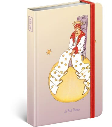 Notebook pocket Le Petit Prince – King, lined 2019