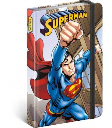 Notebook pocket Superman – Day of Doom, lined 2019