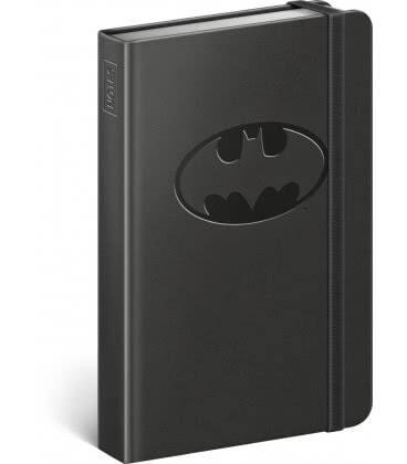 Notes kapesní Batman – Logo linkovaný 2019