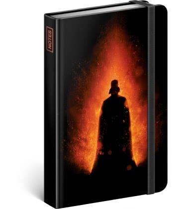 Notebook pocket Star Wars – Black, lined 2019