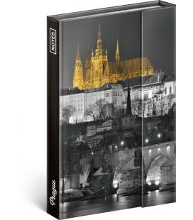 Notebook pocket Praha – Jakub Kasl, lined 2019