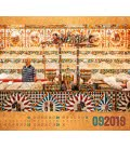 Wall calendar World of Food 2019