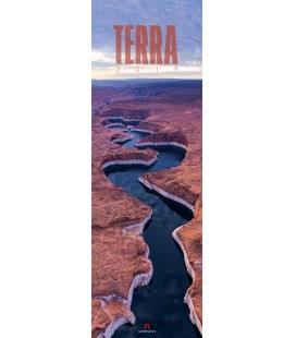 Wall calendar Terra 2019