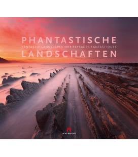 Wall calendar Phantastische Landschaften 2019