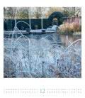 Wall calendar Paradiesische Gärten 2019
