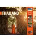Nástěnný kalendář Thajsko / Thailand 2019