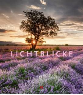 Wall calendar Lichtblicke 2019
