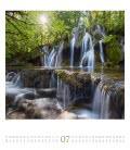 Nástěnný kalendář Paprsky světla / Lichtblicke 2019