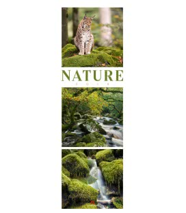 Wandkalender Nature 2019