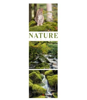 Wall calendar Nature 2019
