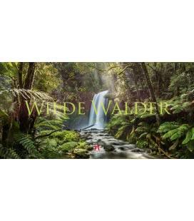 Nástěnný kalendář Divoký les / Wilde Wälder 2019