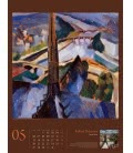 Nástěnný kalendář Dějiny umění / KunstGeschichten 2019