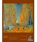 Wall calendar KunstGeschichten 2019