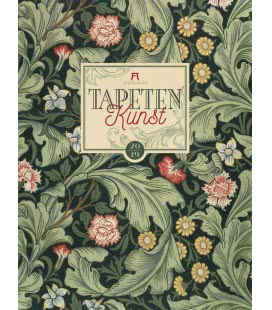 Nástěnný kalendář Umělecké tapety/ Tapetenkunst 2019