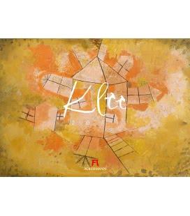 Nástěnný kalendář Paul Klee 2019