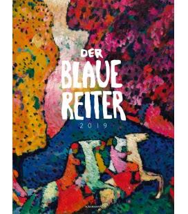 Wall calendar Der Blaue Reiter 2019