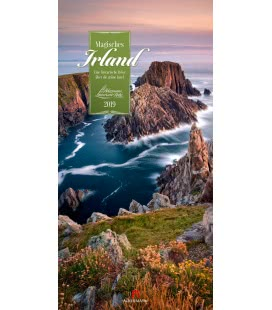 Nástěnný kalendář Irsko / Magisches Irland 2019