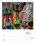 Wall calendar Südafrika – Wochenplaner 2019