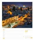 Wall calendar Reiseträume, rund um die Welt – Wochenplaner 2019