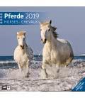 Nástěnný kalendář Koně / Pferde 2019