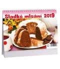 Table calendar Sladké mlsání 2019