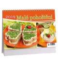 Table calendar Malé pohoštění 2019