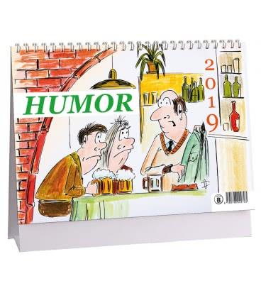Table calendar Humor, koření života 2019