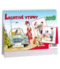 Table calendar Lechtivé vtípky 2019