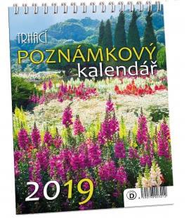 Table calendar Trhací 2019