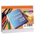 Stolní kalendář Poznámkový MIKRO 2019