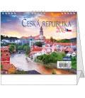 Table calendar IDEÁL - Česká republika 2019