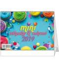 Table calendar Mini zákusky a cukroví 2019
