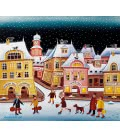 Wall calendar Art Naive - Sylva Prchlíková - A3 2019
