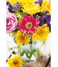 Nástěnný kalendář Květiny - A3 2019